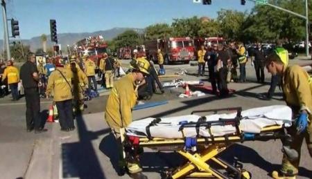 سلامة جميع الأردنيين المقيمين في ولاية كاليفورنيا الأمريكية بعد حادثة إطلاق النار