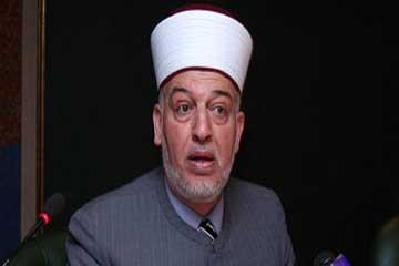 النائب الأول لرئيس الهيئة الإسلامية الاحتلال لم يف بوعوده مع الاردن