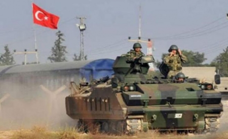 جنود أتراك دخلوا قضاء الموصل والسبب