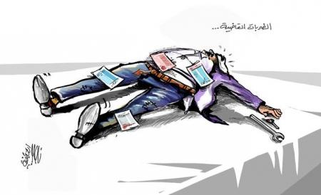 الحكومة الاردنية تفرض رسوما صامتة على المواطن الاردني لتغطية إيراداتها
