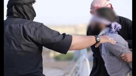 داعش يرفض تلبية اخر أمنية لمثليين جنسيا قبل إعدامهما