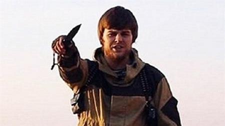 هذا هو ذباح داعش الجديد شاهد الصور