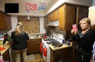 شاهد - ماذا وجدوا داخل منزل منفذي هجوم سان برناردينو بكاليفورنا