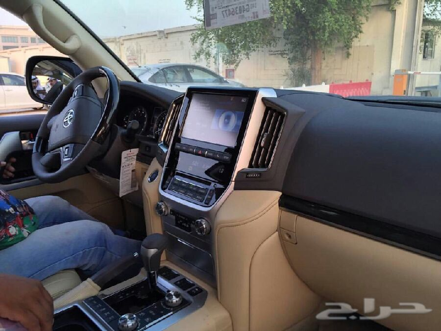 في اكس ار 2016 , صور و سعر جيب لاندكروزر 2016 Toyota Land Cruiser , VXR