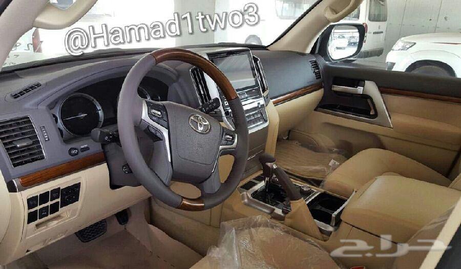 جي اكس ار 2016 , صور و سعر جيب لاندكروزر 2016 Toyota Land Cruiser