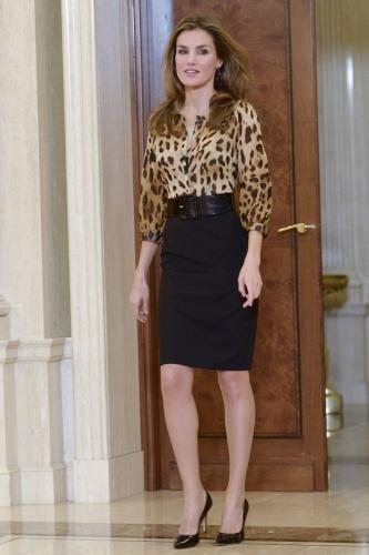 الملكة رانيا تحصل على لقب السيدة الأولى و تتصدر على 10 نساء