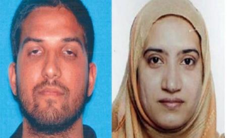 شاهد لغز مذبحة كاليفورنيا كيف تحولت عروس سعيدة إلى قاتلة