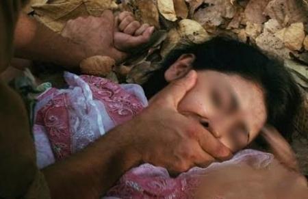 مصري درس اصول الدين في جامعة الازهر يغتصب طفلة معاقة ويجهضها