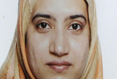 تشفين مالك من طالبة متفقوقة الي ارهابية - صور تشفين مالك