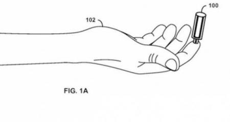 براءة اختراع لنظام سحب الدم بدون إبرة , نظام جديد من غوغل