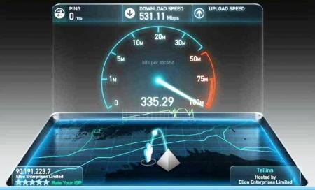 أفضل دولة تملك أسرع إنترنت في العالم هي كوريا الجنوبية