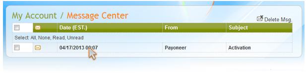 شرح التسجيل في بنك بايونير Payoneer - شرح الحصول على بطاقة MasterCard