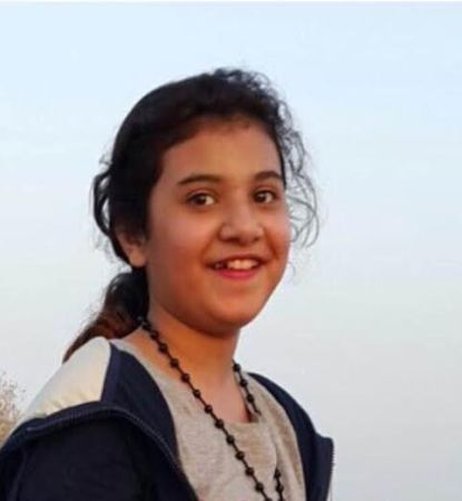 صور وتفاصيل إختفاء أمنة الجنبي 2015 - سبب اختفاء الطالبة امنة الجنبي