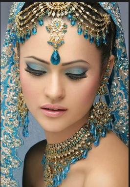 صور مجوهرات هندية 2019 - موديلات ذهب هندي 2019 - اشيك اكسسورات هندية 2019