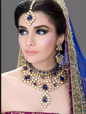 صور مجوهرات هندية 2016 - موديلات ذهب هندي 2016 - اشيك اكسسورات هندية 2016