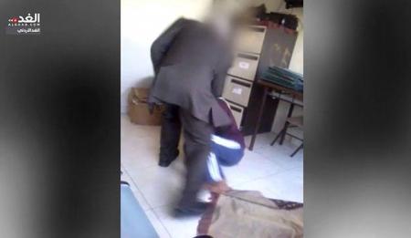 اسباب تعرض عاملة منزل في الاردن لضرب مبرح ومحاولة خنق وشتائم