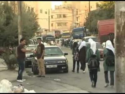 شرطة اربد القبض على 16 متسكعا امام مدراس الاناث