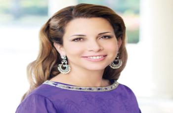 الأميرة هيا بنت الحسين تفوز بجائزة الشخصية الرياضية المحلية في الامارات