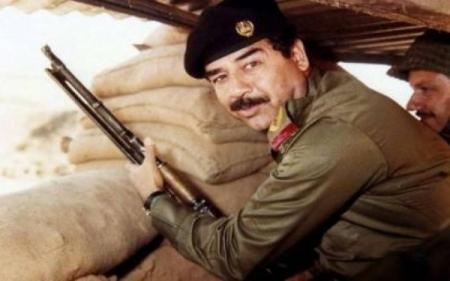 الراحل صدام حسين يوقف تصدير النفط العراقي تضامنا مع فلسطين شاهد الفيديو