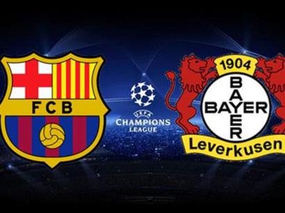 اهداف مباراة برشلونة وباير ليفركوزن 1-1 - عصام الشوالي - دوري أبطال أوروبا 2015 / 2016