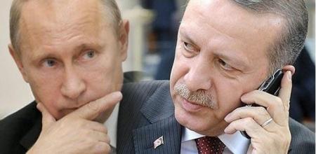 حقيقة اعتذر بوتين الروسي لأردوغان عن انتهاك المجال التركى