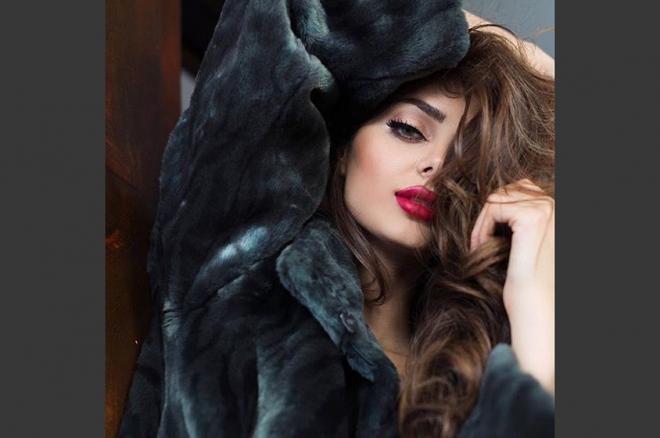 بالصور إيرانية أجمل نساء الأرض ملامحها الجذابة وقوامها الممشوق