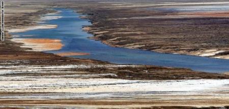 مشروع ناقل البحرين بين البحر الأحمر والبحر الميت