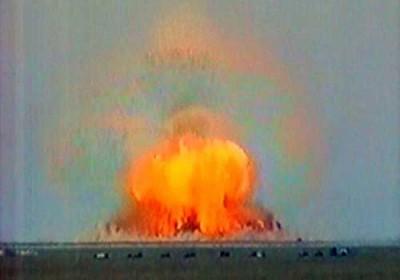 حقيقة نشر امريكا 200 قنبلة نووية في 5 دول