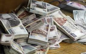 مصر تحبط تهريب 2 مليون جنيه الى الأردن