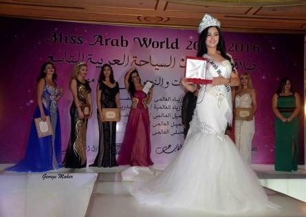 شاهد صور ملكات جمال العرب للعام 2016 ومن اي دولة