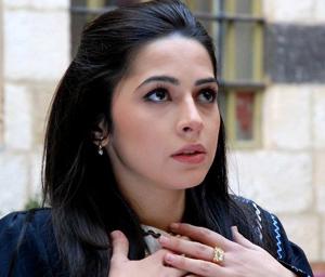 صور زواج الفنانة السورية تاج حيدر الغامض من رجل أعمال لبناني