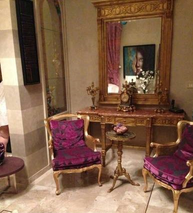 شاهد صور منزل ميادة الحناوي تنشر للمرة الأولى