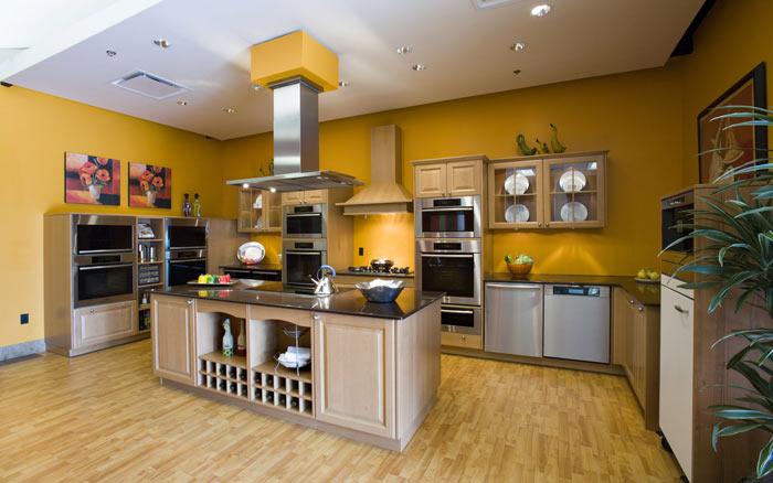 صور مطابخ امريكية 2016 - تصميمات مطابخ جديدة - اشكال مطابخ راقيه 2016