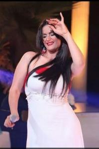 بالفيديو لراقصة سما المصري موقف محرج بسبب أحد معجبيها