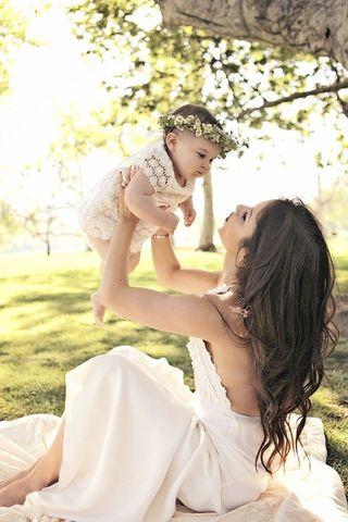 صور اطفال وامهات زي العسل 2017 , اجمل صور امهات 2018