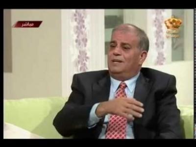 باسل الطراونة الأردن مهتم بحرية الرأي والتعبير