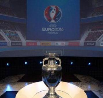 نتائج قرعة كأس أمم أوروبا 2016