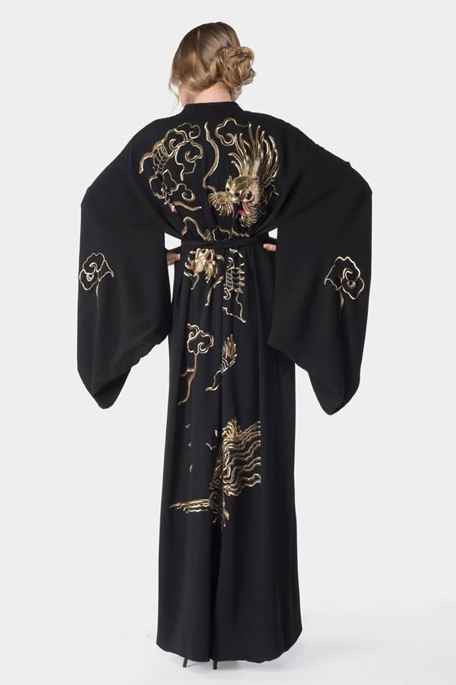 تصميمات عبايات Kanzi 2016 , عبايات ماركة كنزي لعيد الفطر