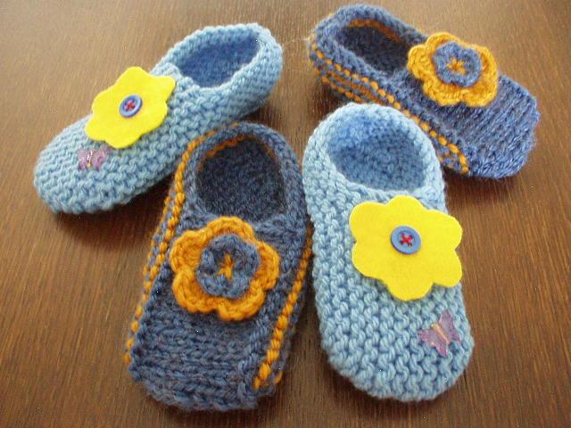 صور احذية اطفال من الكروشيه 2018 , احذية متنوعة من التريكو 2018 للطفل