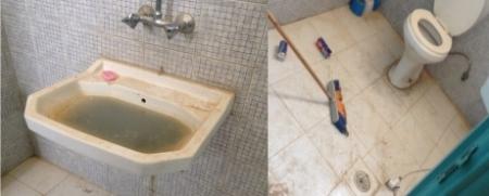انتشار امراض بين طالبات بسبب دورة مياه في الأردن