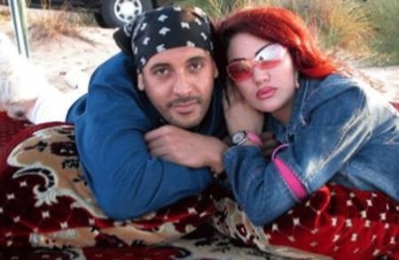 صور زوجة هنيبعل القذافي وهي عارية تماما