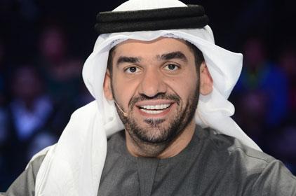 موجة المزاح تلاحق حسين الجسمي حول نحسه بحريق التلفزيون السعودي