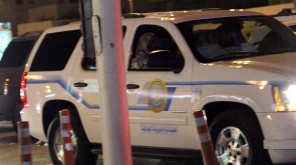 الهيئة ضبط شاب وفتاة في وضع فاضح داخل سيارة في خميس مشيط