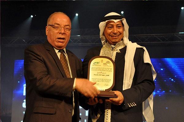 بالصور صور تكريم عدد من النجوم في احتفالية شكرا للسعودية بدار الأوبرا