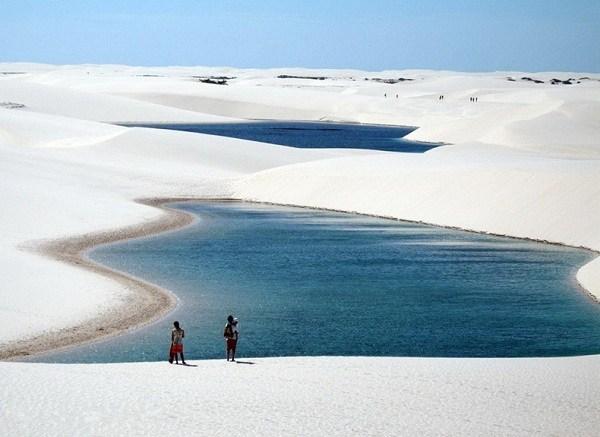 صور أجمل الصحاري في العالم , الصحراء البيضاء