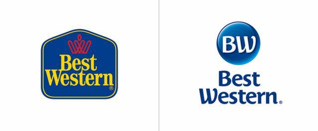 صور شعار شركة Best Western, بالصور تغير لوجو سلسلة الفنادق الكُبرى Best Western