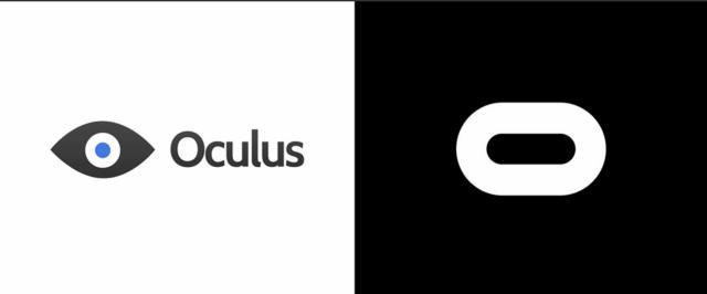 صور شعار شركة Oculus, بالصور تغير لوجو الشركة Oculus