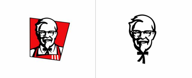صور شعار مطاعم KFC, بالصور تغير اللوجو لمطاعم KFC