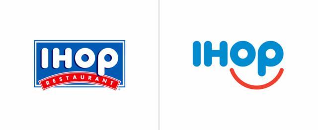 صور شعار شركة IHOP , بالصور تغير لوجو منزل الفطائر الدولي IHOP