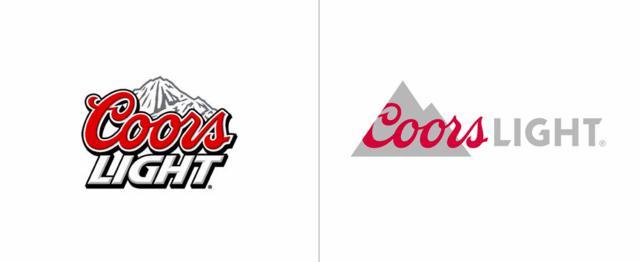 صور شعار شركة Coors Light , بالصور تغير لوجو شركة المشروبات الكحولية Coors Light